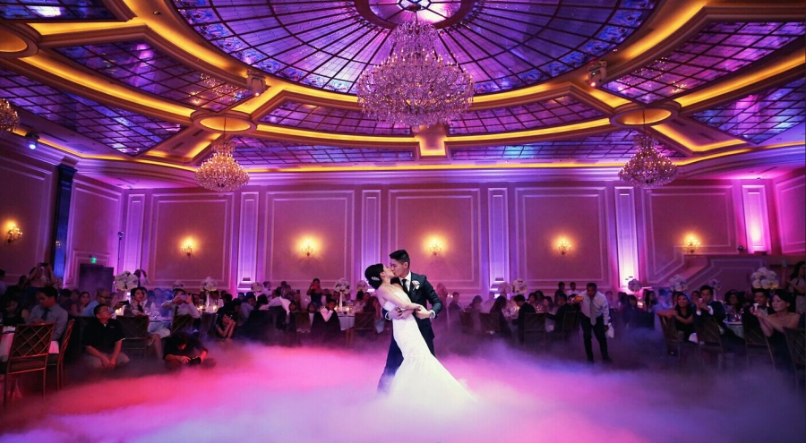Feel Like You Are Dancing On A Cloud For Your First Dance