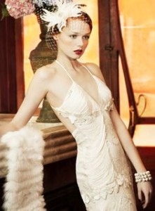 Hollywood Glam Wedding Gown