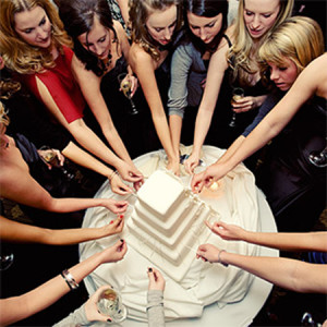 latino ribbon cake