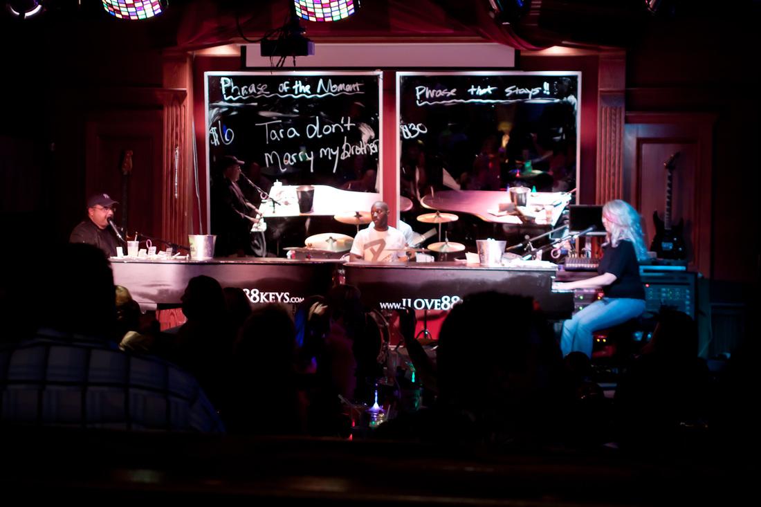 88 Keys Dueling Piano Bar
