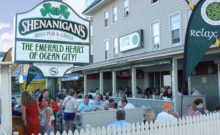 Shenanigan's Irish Pub & Grill