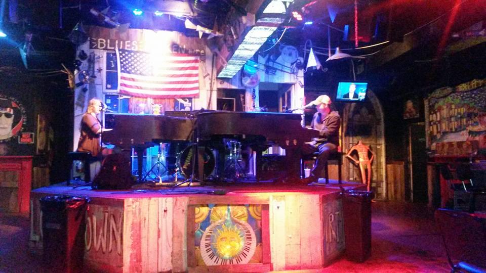Funky Blues Shack Piano Bar