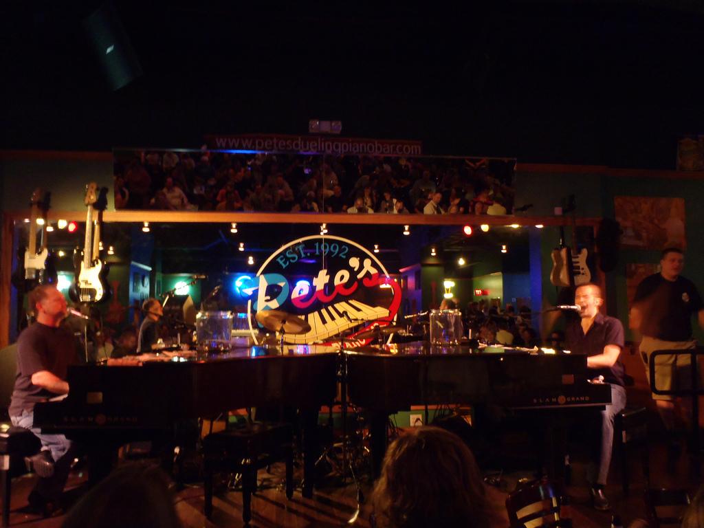 Pete's Houston
