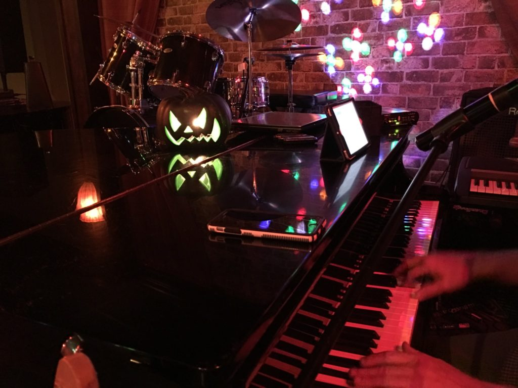 The Ridler Piano Bar