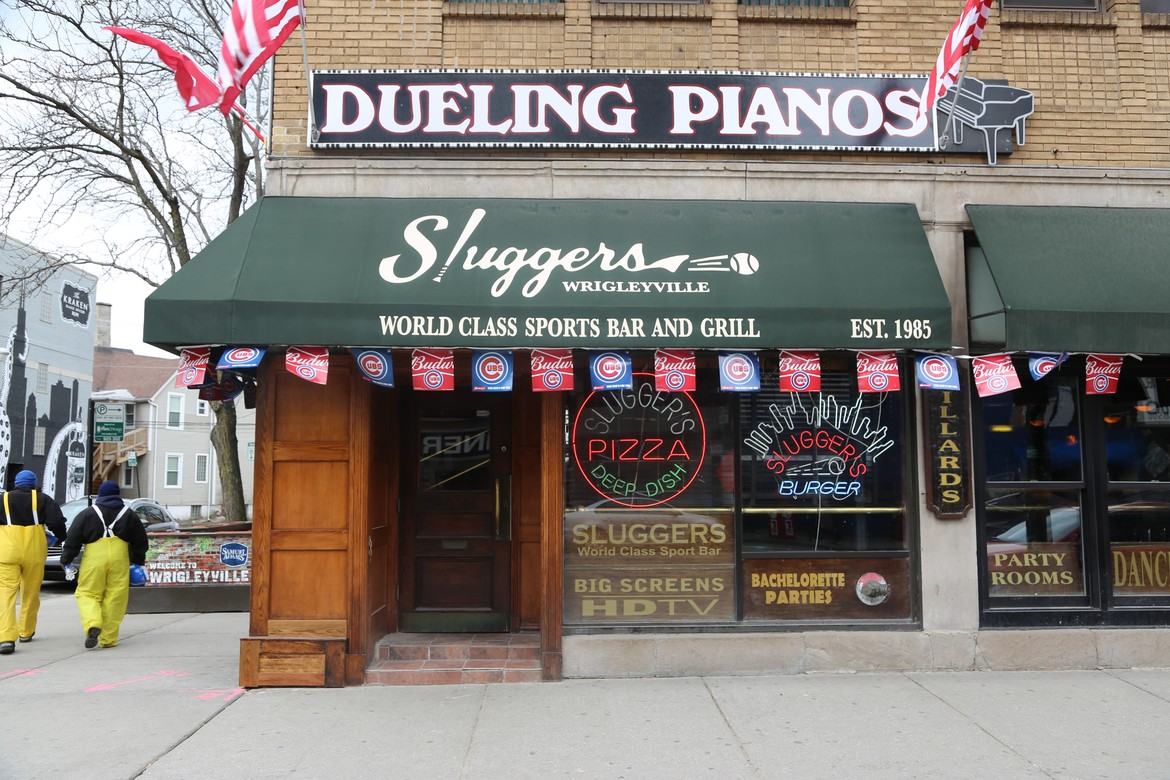 Sluggers Dueling Pianos