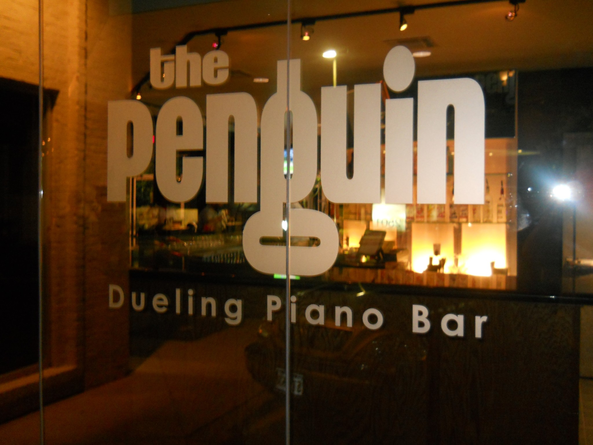 the Penguin Dueling Piano Bar