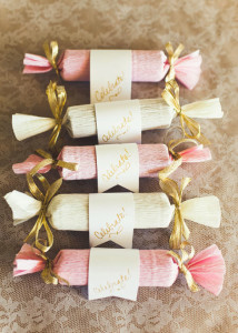 wedding favor party poppers