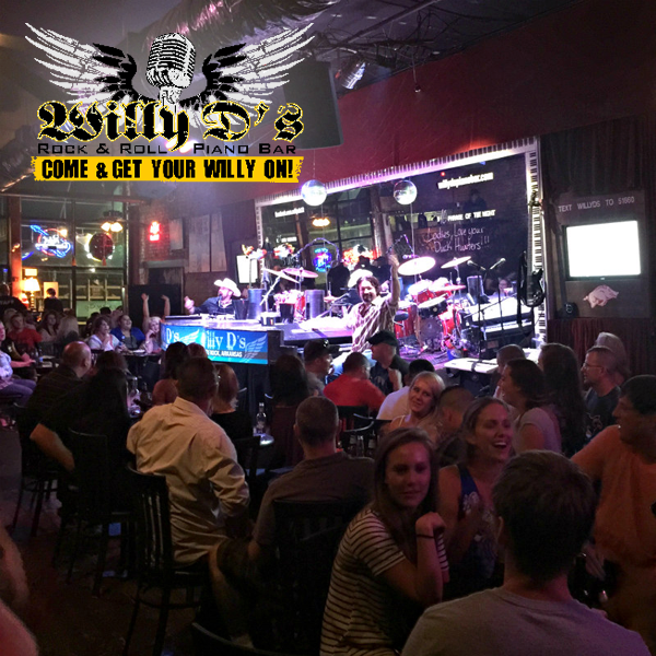 Willy D's Rock & Roll Piano Bar