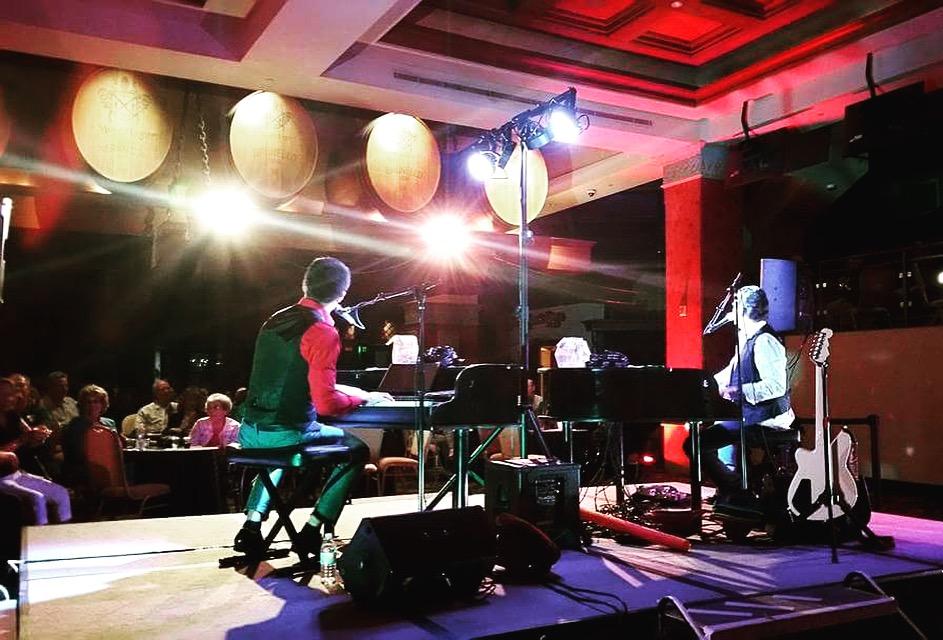 The Killer Dueling Pianos at Hilton Lake Las Vegas